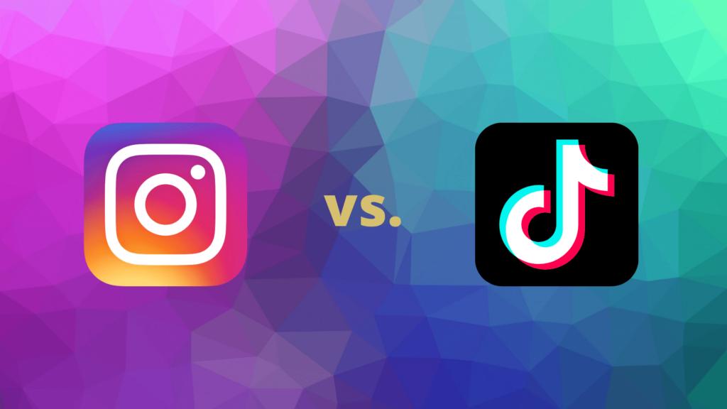 Instagram vs Tiktok